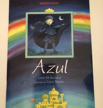 Livro: Azul - Sem faixa etaria - Brinque-Book
