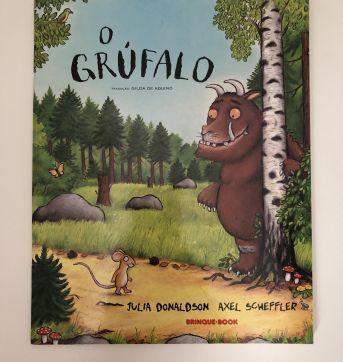 Livro: O Grúfalo - Brinque-Book - Sem faixa etaria - Brinque-Book