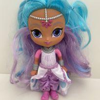 Boneca princesa Samira shimmer e shime