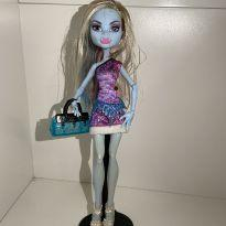 Boneca monster high Abbey Bominable - Mattel -  - Mattel