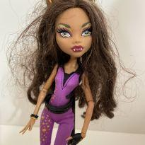 Boneca monster high Clawdeen wolf - Mattel -  - Mattel