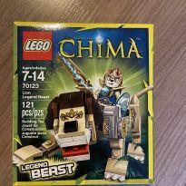 Lego chima 70123 - 121peças - novo -  - Lego