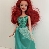 Boneca princesa Ariel - mattel