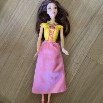 Boneca princesa bela mattel -  - Mattel