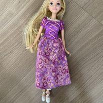 Boneca princesa rapunzel - mattel -  - Mattel