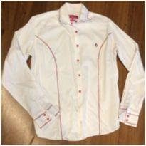 Camisa DUDALINA - M - 40 - 42 - Dudalina