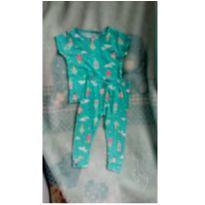 Pijama bebê - 9 meses - Carter`s