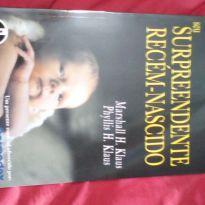 Livro sobre recém nascido - Sem faixa etaria - Não informada