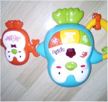 Brinquedo musical para bebê - Sem faixa etaria - Baby