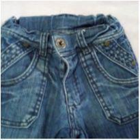 Calça jeans - 12 a 18 meses - Paola BimBi