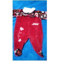 Macacão plush - 0 a 3 meses - Baby Gap