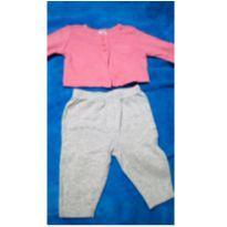 Kit calça e casaquinho