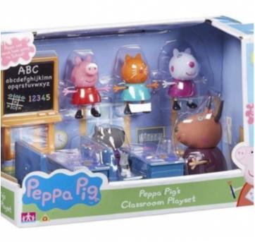 Sala De Aula Madame Gazela Peppa Pig - Sem faixa etaria - DTC e Peppa Pig