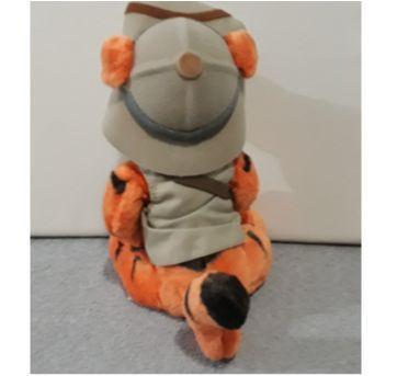 Tigrão Safari Disney Pelúcia - Sem faixa etaria - Disney