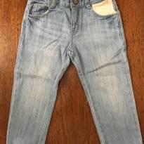 Calça jeans Chicco - 2 anos - Chicco