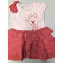 Vestido Lilica e macaquinho - 9 a 12 meses - Lilica Ripilica e Up! UL!