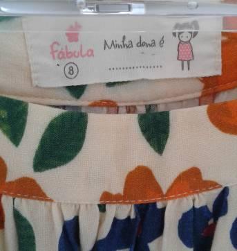 Bata Fábula - 8 anos - Fábula
