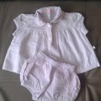 conjunto Bebê chicletaria - 3 a 6 meses - Chicletaria