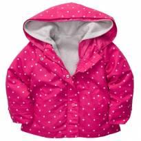 Maravilhosa Jaqueta carters Pink