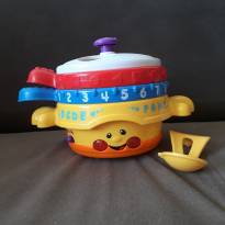 Panela divertida Fisher Price