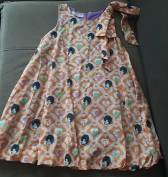 Vestido Fábula Novo - 8 anos - Fábula