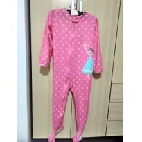 Macacão pijama Carter`s - 3 anos - Carter`s