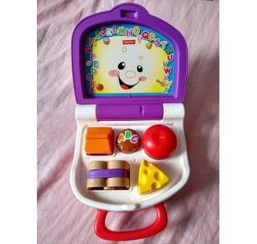 Hora do Lanchinho Aprender e Brincar - Mattel - Sem faixa etaria - Fisher Price