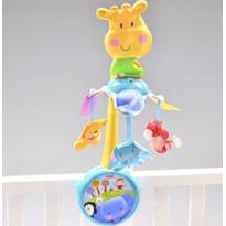 Mobile musical Fisher Price girafa -  - Fisher Price