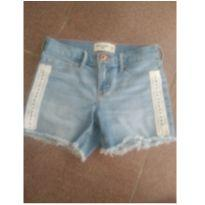 Short Abercrombie jeans  11/12 - 11 anos - Abercrombie