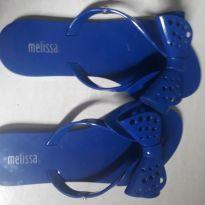 Sandália Melissa azul Tam. 30 - 30 - Melissa