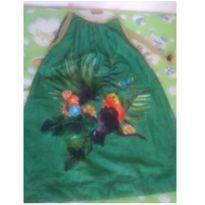 Vestido verde fábula - 8 anos - Fábula