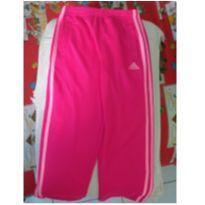 Calça Adidas rosa - 6 anos - Adidas