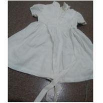 Vestido branco - 2 anos - Bilú Tetéia