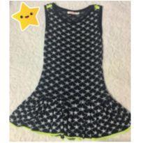 Vestido de estrelinhas - 4 anos - Le Lis Petit