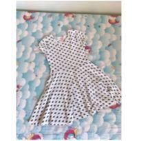 Vestido estampado - 8 anos - Lilica Ripilica