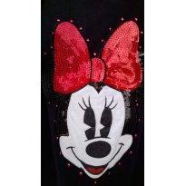 BLUSINHA DE MOLETOM FLANELADO - MINNIE DISNEY (9-10 anos) - 10 anos - Disney