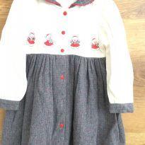 Vestidinho - 12 a 18 meses - Sem marca