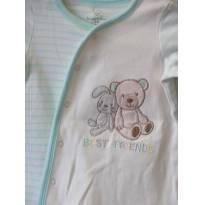MACACÃO KOALA URSINHO - 0 a 3 meses - Koala Baby