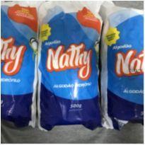 Kit 3 Rolos de algodão 500 gramas Nathy -  - Turma da Nathy