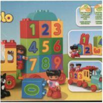 LEGO DUPLO - Trem de números