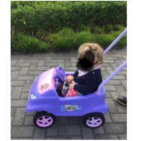 Carrinho Baby Car Rosa/Lilás -  - Home Play