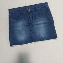 Saia Jeans Infantil Hering - 7 anos - Hering Kids