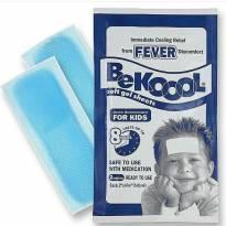 Be Kool Gel para febre/ vacina -  - Importada