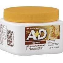 Pomada A+D - Sem faixa etaria - Importada