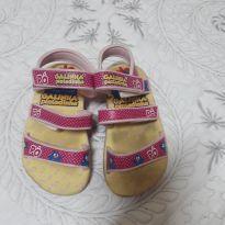 Sandália Feminina Galinha Pintadinha Baby - 21 - Grendene