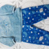 Pijama de Plush - 12 a 18 meses - Fagottino Mini (Itália)