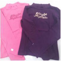 kit com 2 blusas manga longa - 4 anos - Lilica Ripilica
