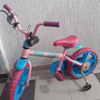 Bicicleta infantil Aro 12, Baby Alivie! Incluso rodinhas -  - Bandeiranres