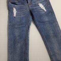 Calça jeans Levis/Lee original com cotton - 6 anos - Lee