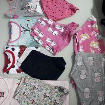 Kit pacotão de 5 conjuntos de pijamas - 6 anos - Outras